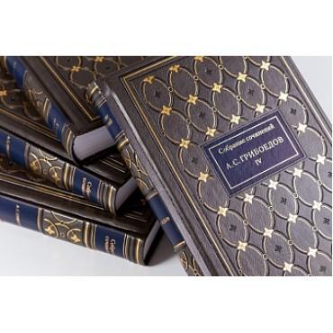 А.С.Грибоедов. Собрание сочинений в 4 томах