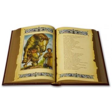 Пушкин А.С. Собрание сочинений в 8 книгах(Интрейд,Антиква,НГК ГРУПП)