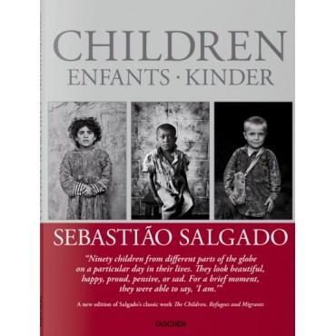 Sebastião Salgado. Children