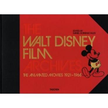 Walt Disney Film Archives. 1921–1968
