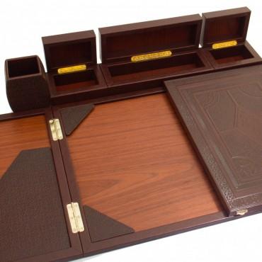 Настольный набор для кабинета