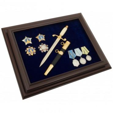 Подарок офицерский кортик, медали и ордена