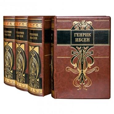 Генрик Ибсен. Собрание сочинений в 4 томах