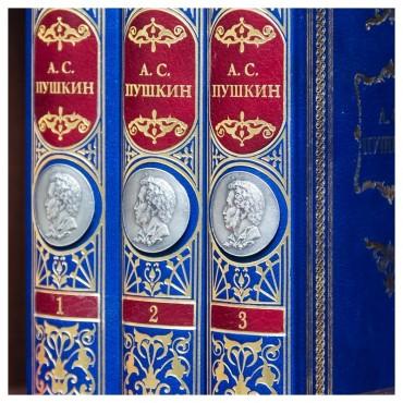 Собрание сочинений А.С. Пушкин