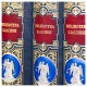 Библиотека Классики в кожаном переплете