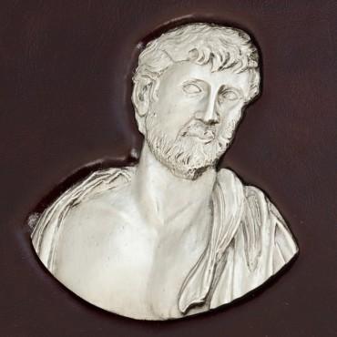 Тит Лукреций Кар. Римские мыслители в кожаном переплёте