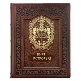 Книга Князья Острожские